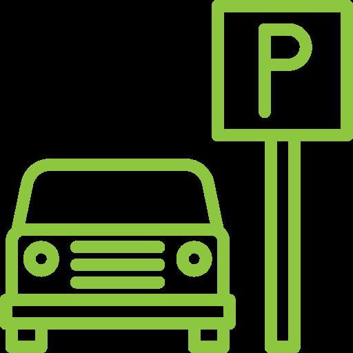 Parcare gratuita Icon